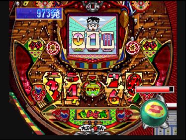 Parlor! Pro 64: Pachinko Jikki Simulation Game - Screenshot - Gameplay
