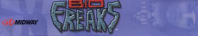 Bio F.R.E.A.K.S. - Banner