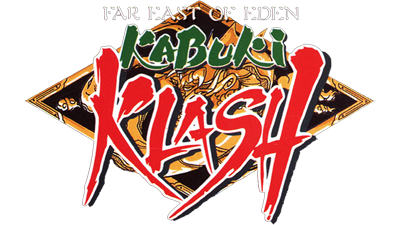 Far East of Eden: Kabuki Klash - Clear Logo