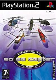 Go Go Copter: Remote Control Helicopter