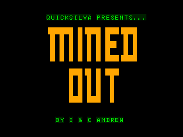 Mined Out - Screenshot - Game Title