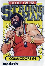 Geoff Capes Strongman