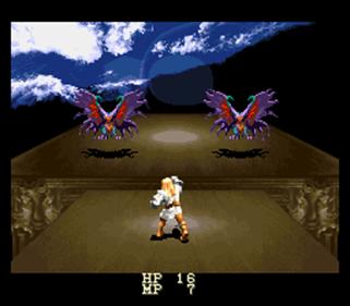 Mystic Ark - Screenshot - Gameplay