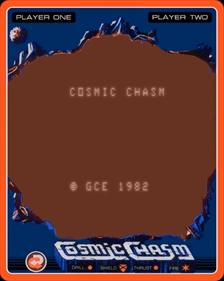 Cosmic Chasm - Screenshot - Game Title