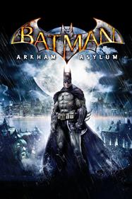 Batman: Arkham Asylum - Box - Front