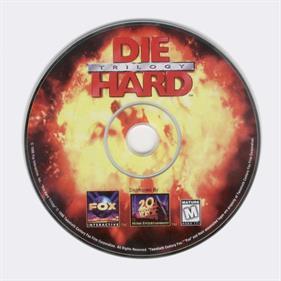 Die Hard Trilogy - Disc