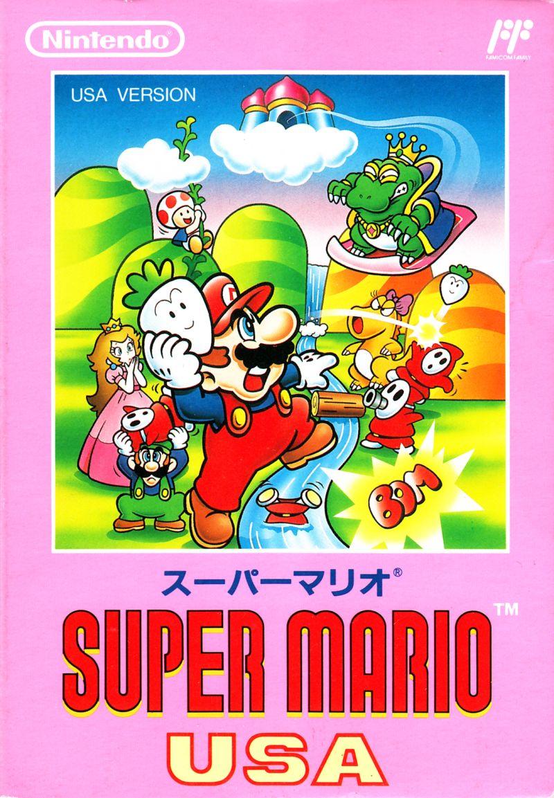 Super Mario Bros 2 Online