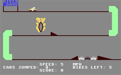 Biker Dave - Screenshot - Gameplay