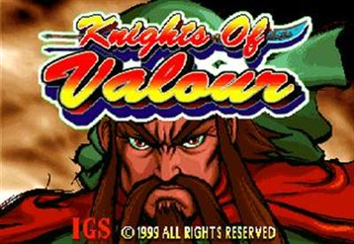 Knights of Valour - Screenshot - Gameplay