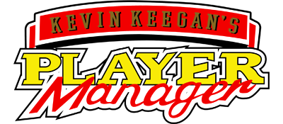 Kevin Keegan's Player Manager - Clear Logo