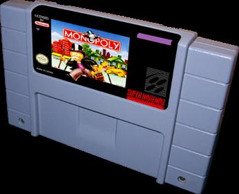 Monopoly - Cart - 3D