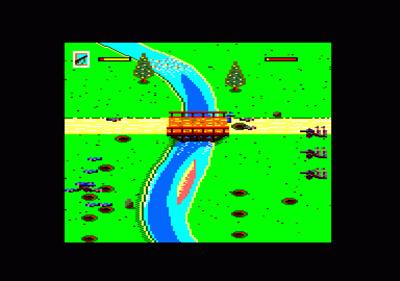 North & South - Screenshot - Gameplay