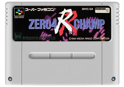 Zero4 Champ RR - Fanart - Cart - Front