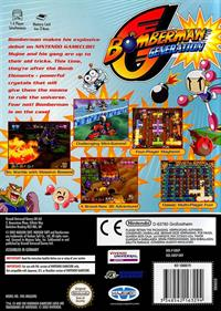 Bomberman Generation - Box - Back