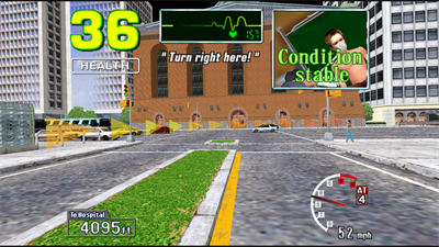 Emergency Call Ambulance - Screenshot - Gameplay