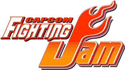 Capcom Fighting Evolution - Clear Logo