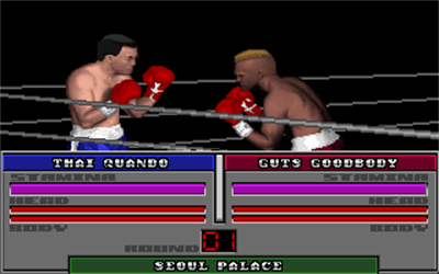 ABC Wide World of Sports Boxing - Screenshot - Gameplay