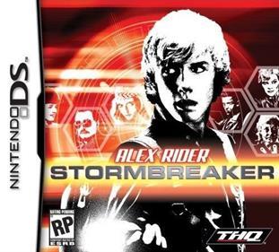 Alex Rider: Stormbreaker