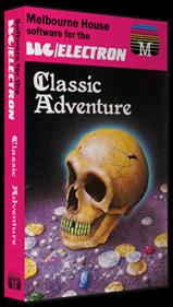 Classic Adventure - Box - 3D