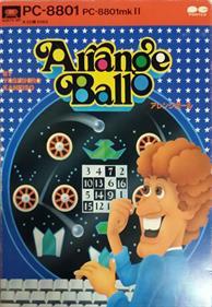 Arrange Ball