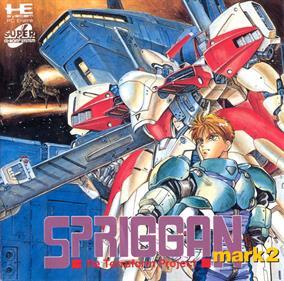 Spriggan Mark 2: Re-Terraform Project