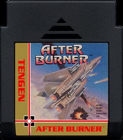 After Burner - Cart - Front