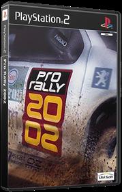 Pro Rally 2002 - Box - 3D