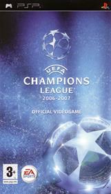 UEFA Champions League 2006-2007 - Box - Front