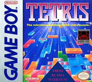 Tetris - Box - Front - Reconstructed