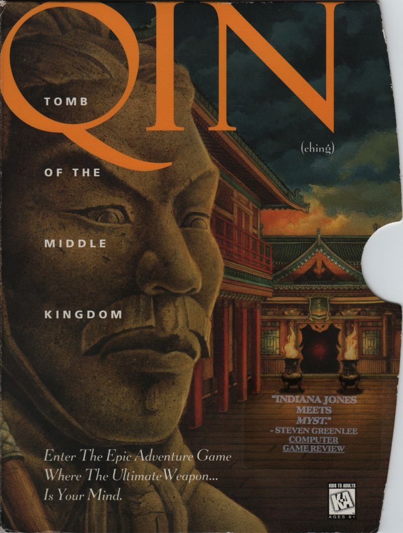 Qin: Tomb of the Middle Kingdom Details - LaunchBox Games ...