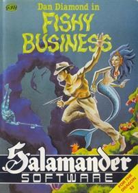 Dan Diamond in Fishy Business