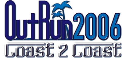 OutRun 2006: Coast 2 Coast - Clear Logo
