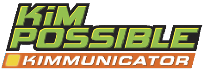 Kim Possible: Kimmunicator - Clear Logo