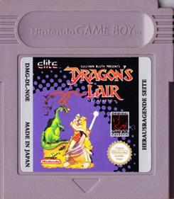 Dragon's Lair: The Legend - Cart - Front