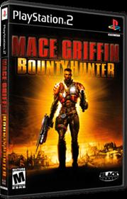 Mace Griffin: Bounty Hunter - Box - 3D