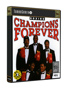 Champions Forever Boxing - Box - 3D