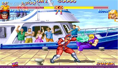 Hyper Street Fighter II: The Anniversary Edition - Screenshot - Gameplay
