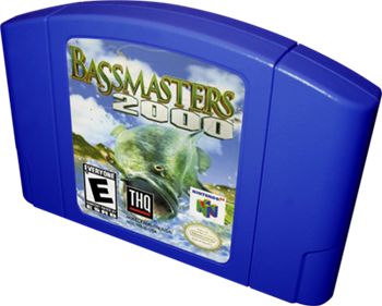 Bassmasters 2000 - Cart - 3D