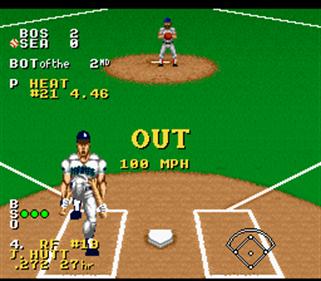 Ken Griffey Jr. Presents Major League Baseball - Screenshot - Gameplay