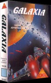 Galaxia - Box - 3D