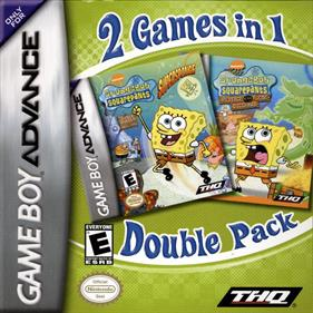 2 Games in 1: SpongeBob SquarePants: Supersponge / SpongeBob SquarePants: Revenge of the Flying Dutchman