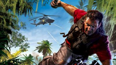 Far Cry Vengeance - Fanart - Background
