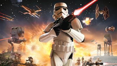 Star Wars: Battlefront - Fanart - Background