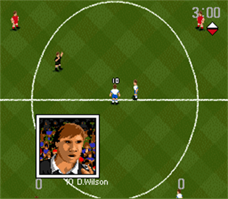 World Cup USA 94 - Screenshot - Gameplay