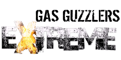 Gas Guzzlers Extreme - Clear Logo