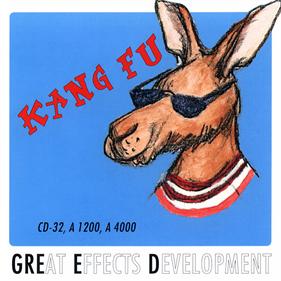 Kang Fu - Box - Front