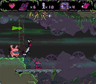 AAAHH!!! Real Monsters - Screenshot - Gameplay