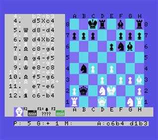 Chess Master - Screenshot - Gameplay