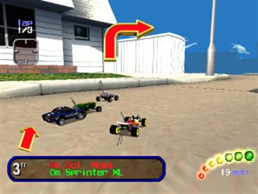 Re-Volt - Screenshot - Gameplay