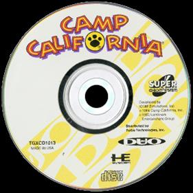 Camp California - Disc